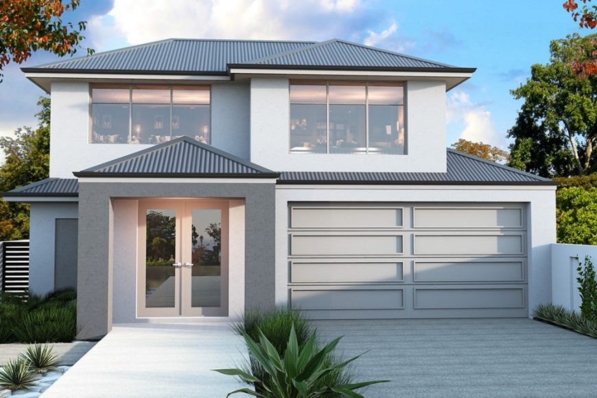 Designs For 12m Wide Blocks Aintree Homes Perth