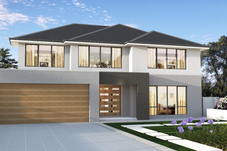 Designs For To 15m Wide Blocks Aintree Homes Perth