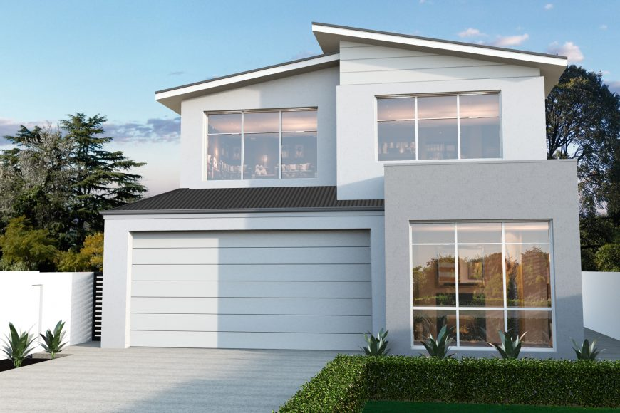 Designs For 10m Wide Blocks Aintree Homes Perth